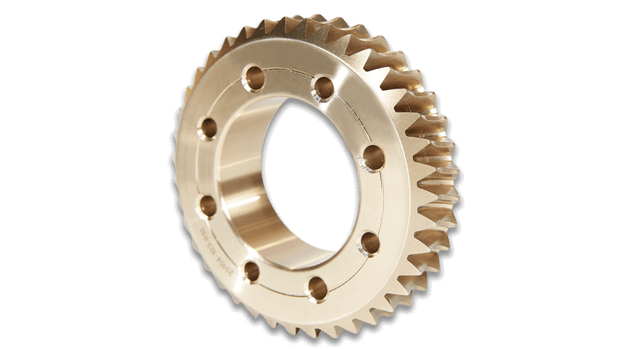 Dual lead worms and Worm Gears